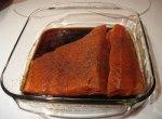 Salmon with tamari