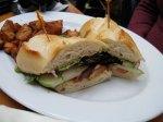 Parisian Garden Sandwich