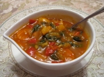 Tomato-Spinach Soup