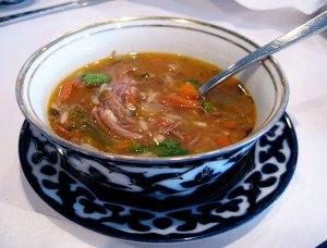 Mastava - Uzbek soup