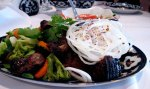 Liver Shashlik - shish-kebab