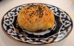 Samsa - Uzbek dish
